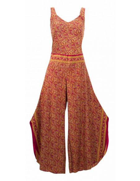 2 Mono largo poliester sari
