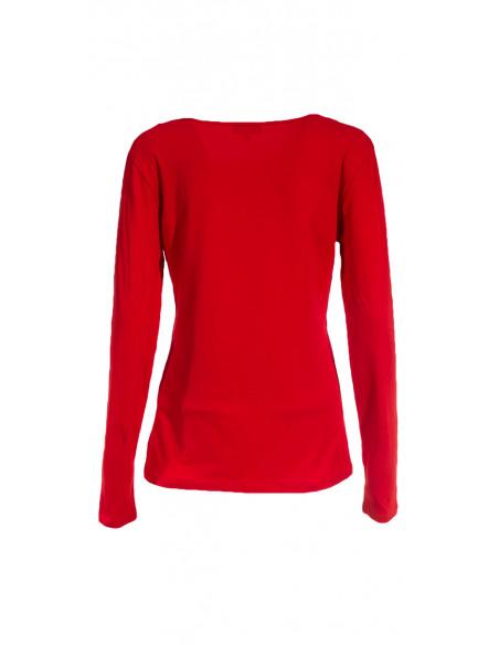 5 Camiseta 97% algodón 3% elastano estampado